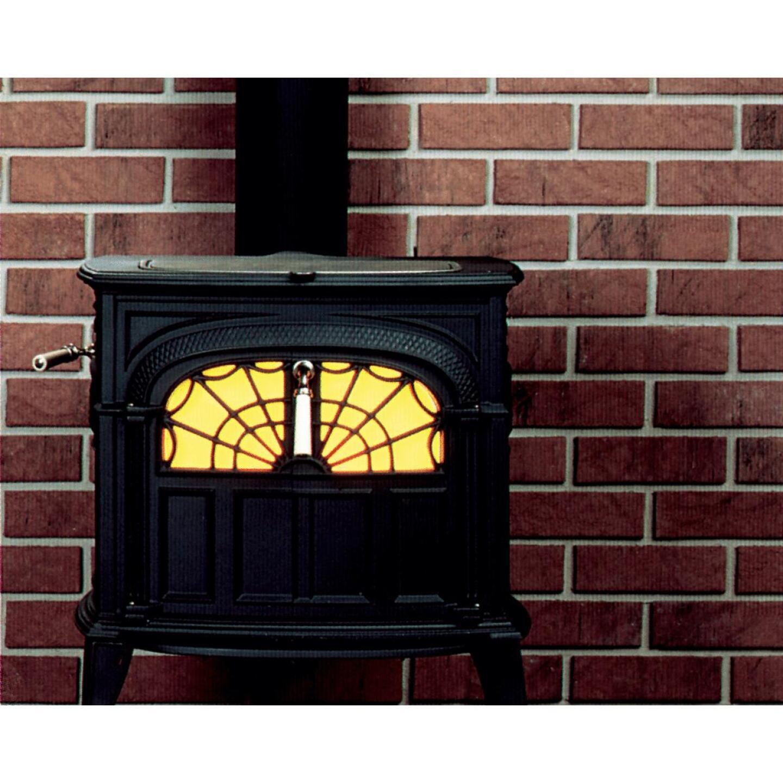 Z-Brick Americana 2-1/4 In. x 8 In. Red Facing Brick Image 2