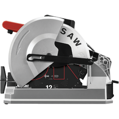 SKILSAW 12 In. 15-Amp Dry Cut Chop Saw