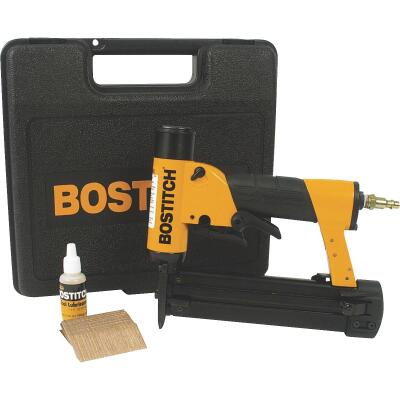 Bostitch 23-Gauge 1-3/16 In. Pin Nailer Kit