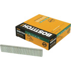 Bostitch 18-Gauge Galvanized Narrow Crown Finish Staple, 7/32 In. x 5/8 In. (5000 Ct.) Image 1