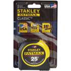 Stanley FatMax 25 Ft. Classic Tape Measure with 11 Ft. Standout Image 4