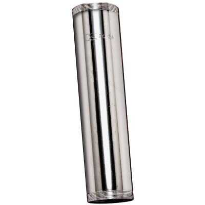 Do it 1-1/2 In. x 12 In. Chrome Plated Threaded Tube