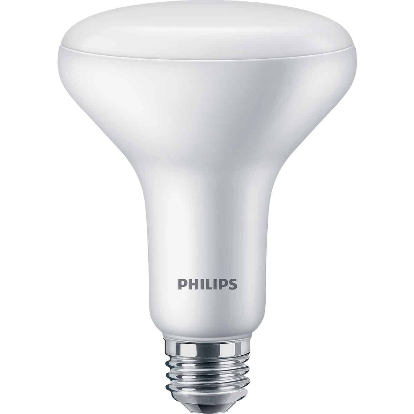 Philips Warm Glow 65W Equivalent Soft White BR30 Medium Dimmable LED Floodlight Light Bulb (3-Pack) Image 2