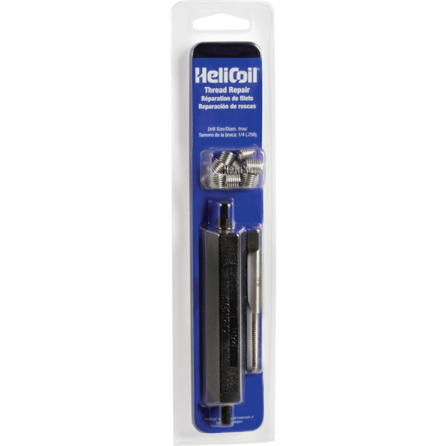 HeliCoil M8 x 1.25 Stainless Steel Thread Repair Kit Image 1