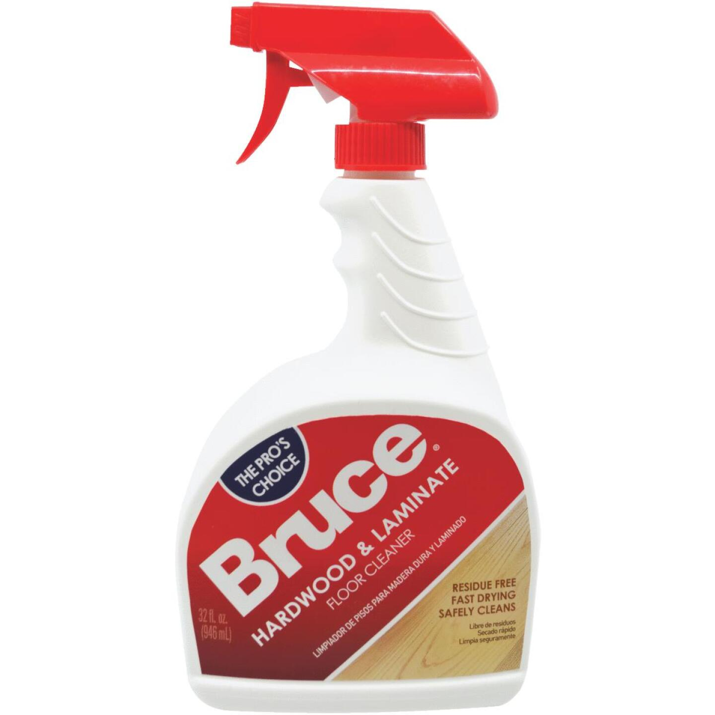 Bruce 32 Oz. Hardwood & Laminate Floor Cleaner Image 1