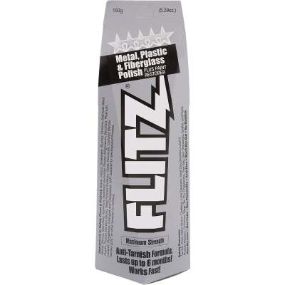 Flitz 5.29 Oz. Metal, Plastic & Fiberglass Paste Polish