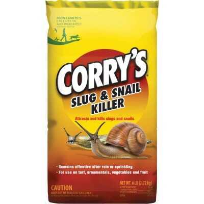 Corry's 6 Lb. Ready To Use Granules Slug & Snail Killer