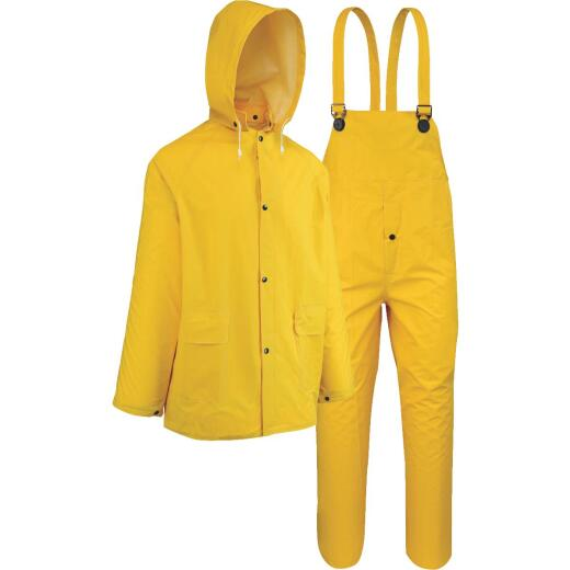 Rain Suit & Umbrellas