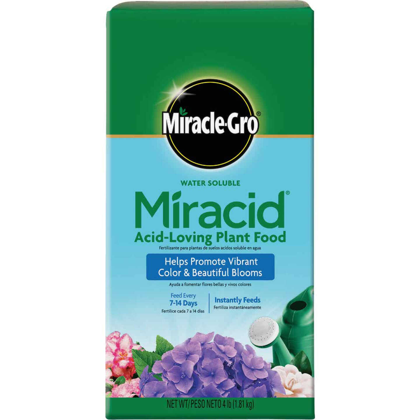 Miracle-Gro Miracid 4 Lb. 30-10-10 Dry Plant Food Image 1